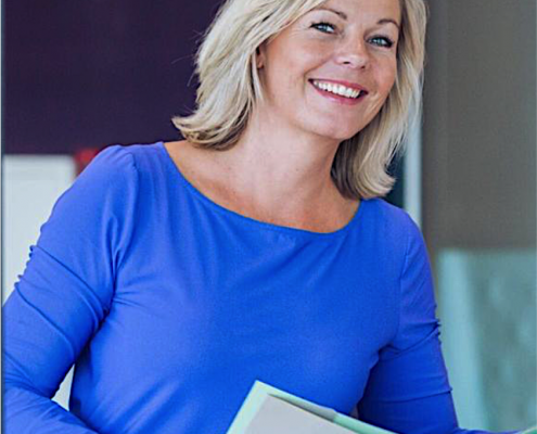 Female Hub Karin Verweij