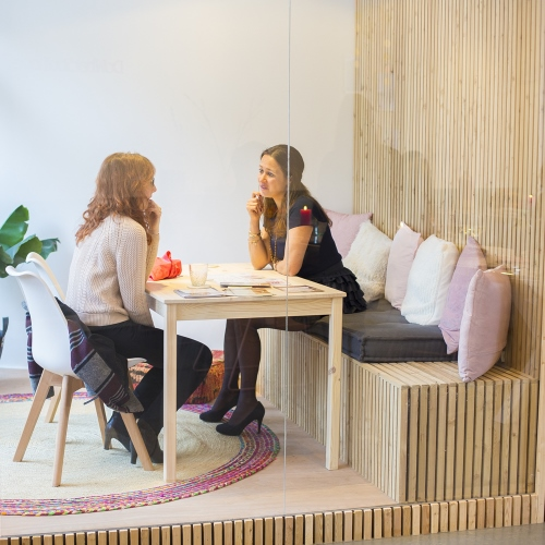 Doors Open Female Hub business en life coach Den Haag
